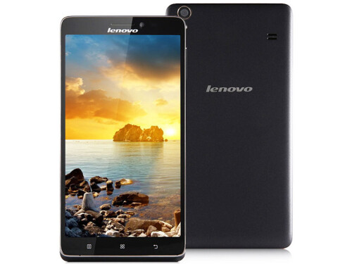 The 6-inch Lenovo Golden Warrior Note 8