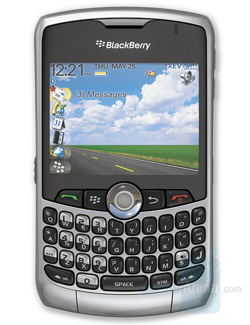 BlackBerry Curve - Holiday Gift Guide 2008 (US)