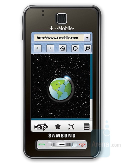 Samsung Behold - Holiday Gift Guide 2008 (US)
