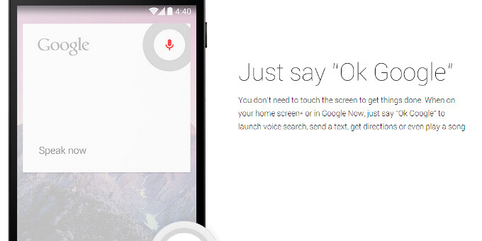 "How to enable the ""OK Google"" hotword detection from any screen on Samsung Galaxy S6/S6 edge"