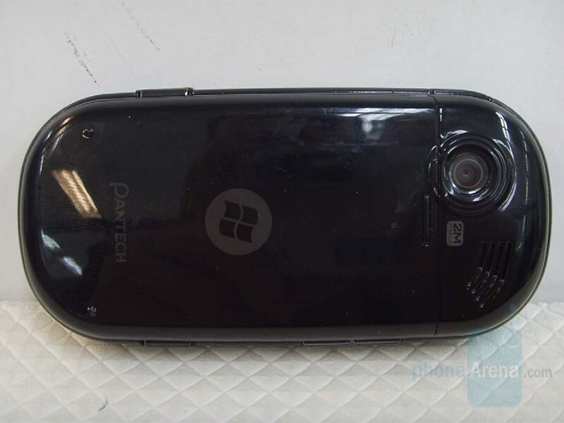 Pantech C820 for AT&T – the Duo 2?