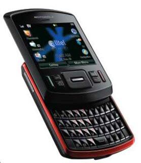 Motorola QA30 - Motorola QA30 Hint is Alltel's Blitz