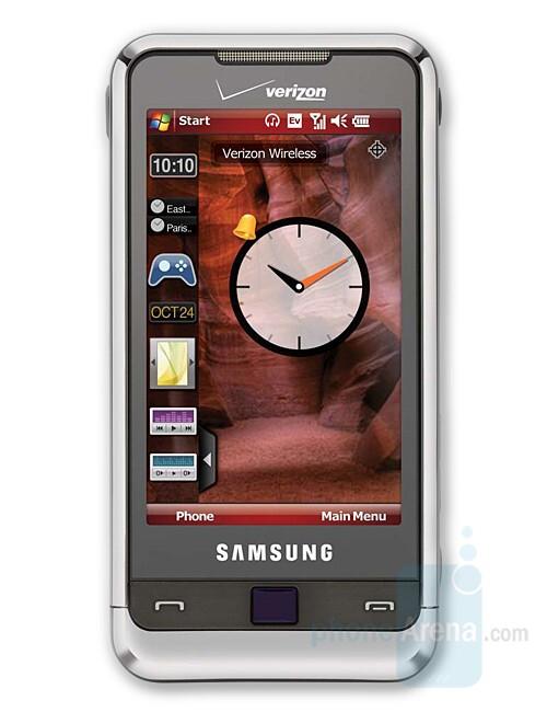Samsung OMNIA CDMA - Holiday Gift Guide 2008 (US)