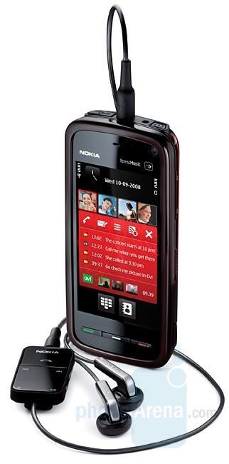 Nokia 5800 XpressMusic ships soon