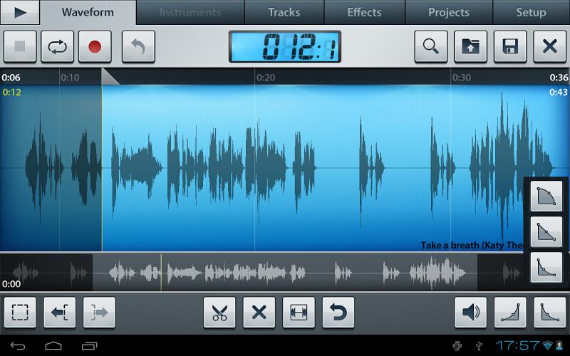 how to add music fl studio on phone