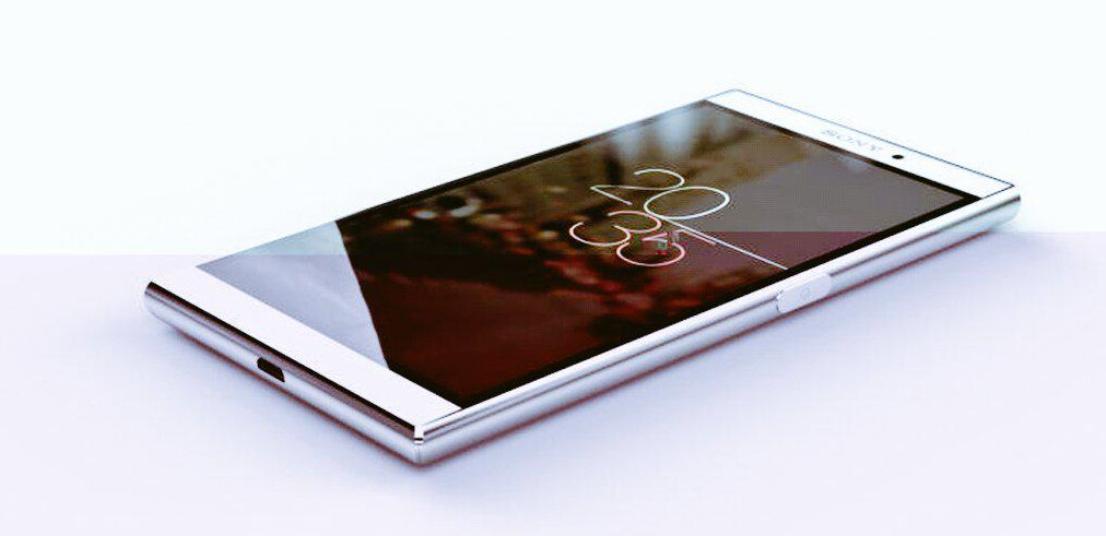 sony xperia z4. xperia z4 compact concepts and renders sony
