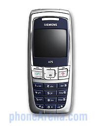 Siemens introduces 3 new A-series phones