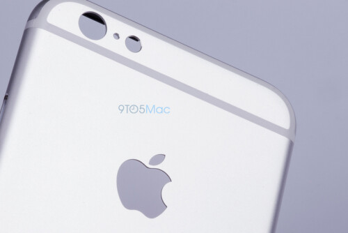 Images showing alleged housing for the Apple iPhone 6s