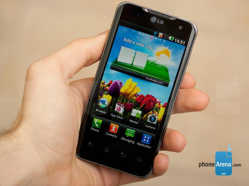 Dual-core processor - LG Optimus 2X