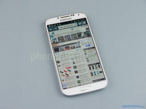 Octa-core processor with big.LITTLE architecture - Samsung Galaxy S4 (GT-I9500)