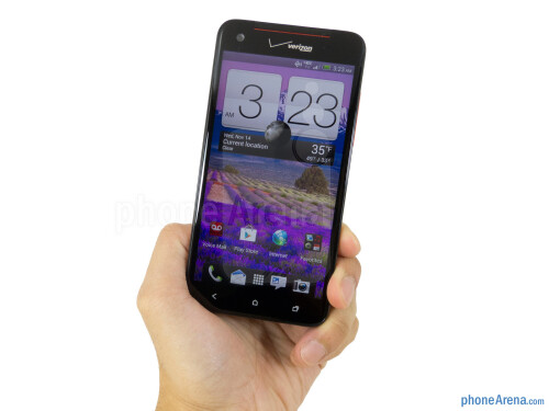 Full HD display (1080p) - HTC Droid DNA