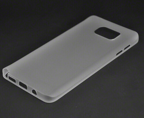 Cases for two unannounced Samsung models leak