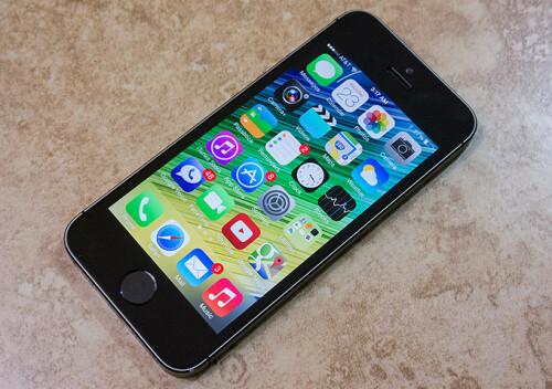 64-bit chipset - Apple iPhone 5s