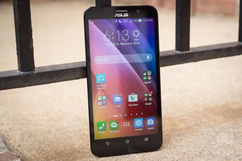 4GB of RAM - Asus ZenFone 2