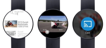 Android Wear: App Brings Youtube on the Smartwatch