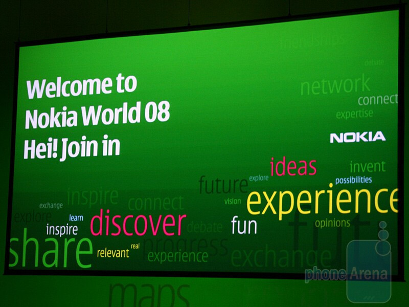 Nokia World 08 Live Report