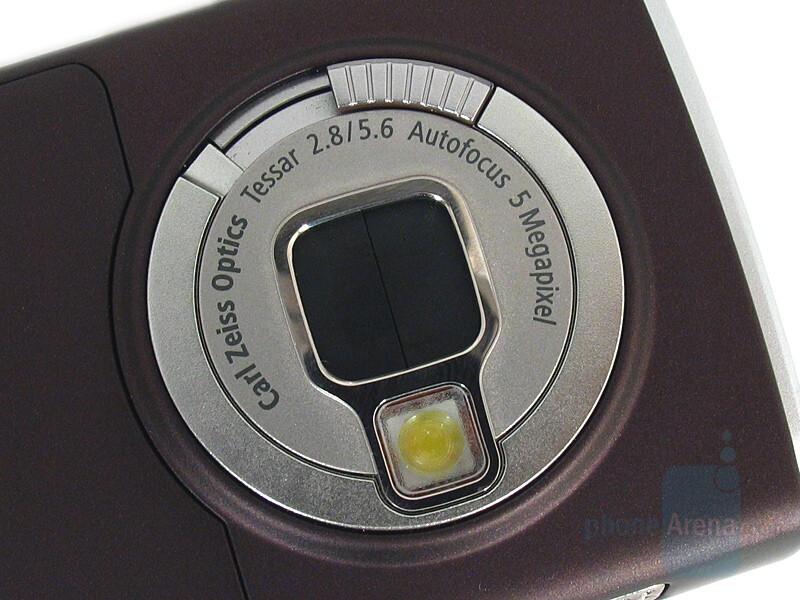 5MP rear-camera - Nokia N95
