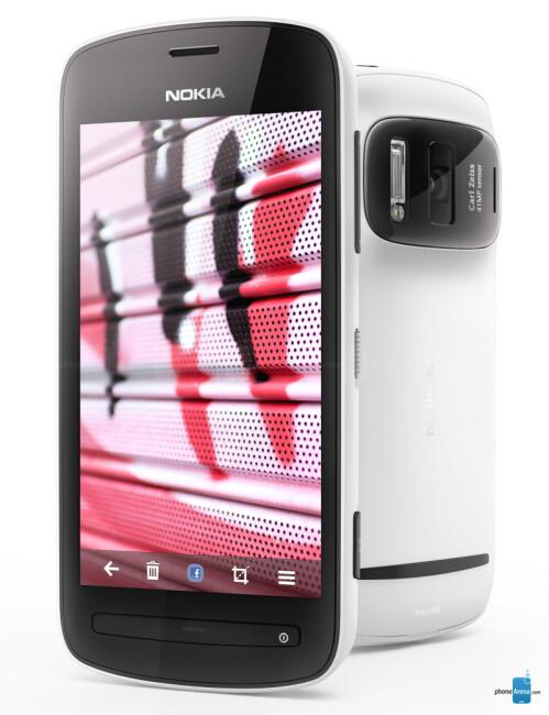 41.3MP camera - Nokia 808 PureView