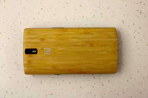 This is a OnePlus One, but, according to OnePlus, a OnePlus 2 is hiding underneath it.
