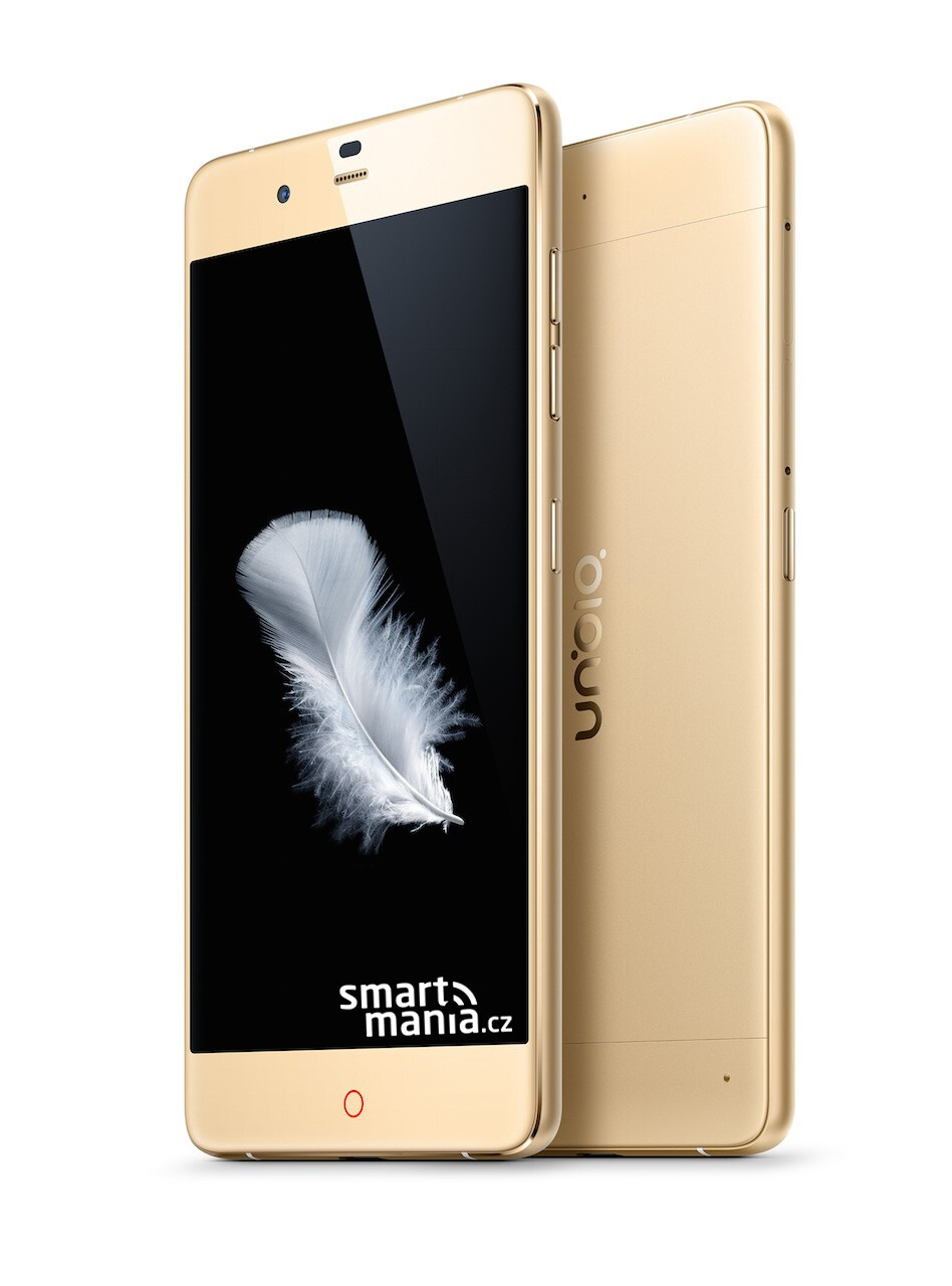 just zte nubia 6 there live