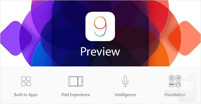 Apple's iOS 9 public beta is now available for everyone sporting an eligible iDevice