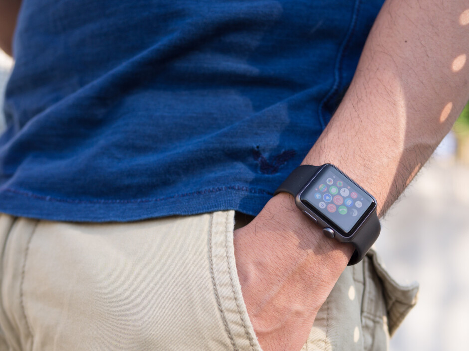 The Apple Watch is an attractive, feature-packed smartwatch with a rich app selection - H1 2015 in review: Best smartwatches