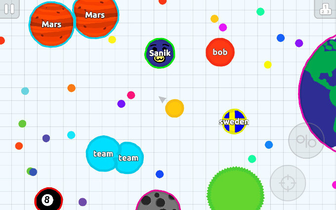 Agar.io for Android - Agar.io, the latest web game craze, finally lands on iOS and Android