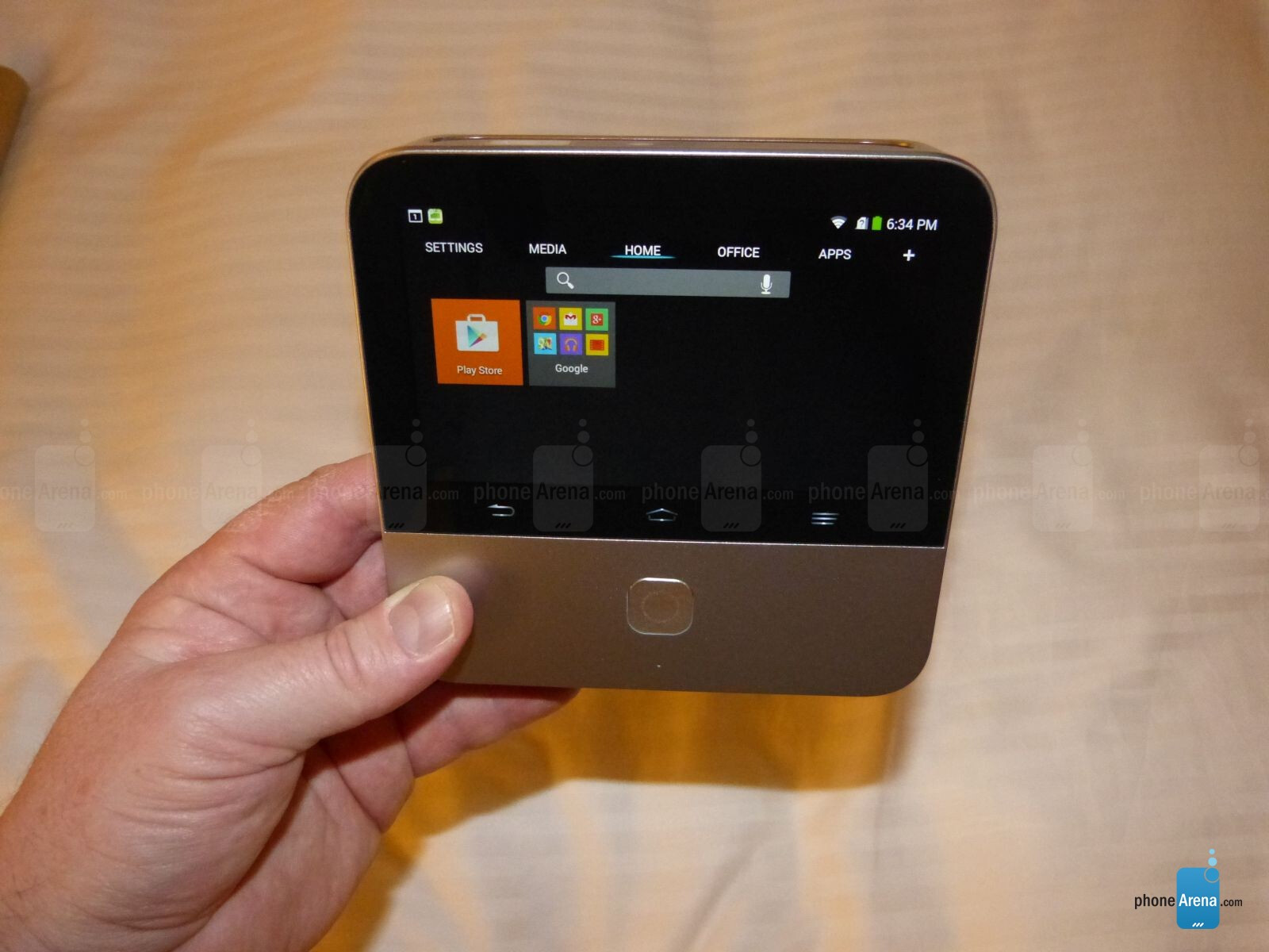 ZTE Spro 2 Android powered LTE smart projector now available for