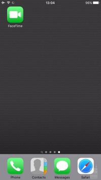 The iOS Grid