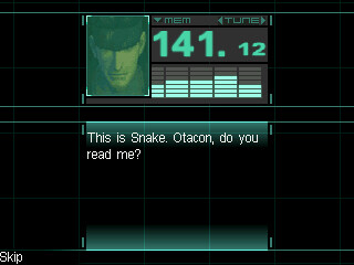 Metal Gear Solid for the N-Gage