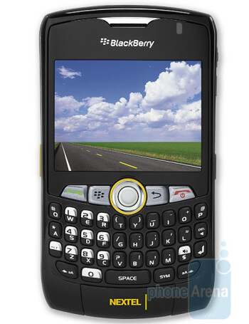 Sprint's BlackBerry Curve 8350i now available