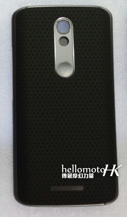 New Motorola Droid seemingly coming soon, back panel leaks out