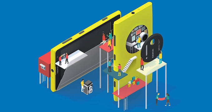 """Nokia officially looking for a """"world-class partner"""" to re-enter the smartphone business"""