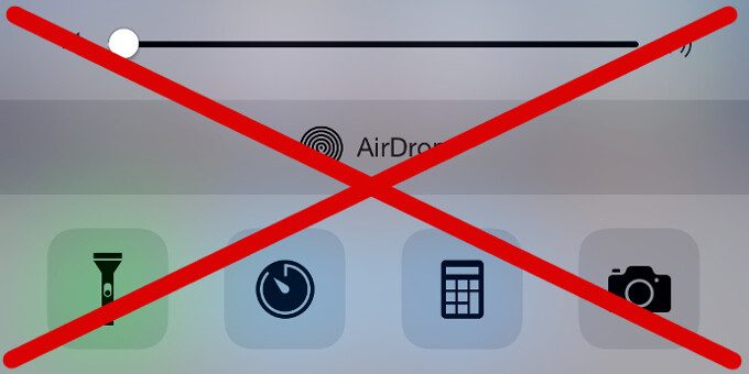 How to disable Control Center on your iPhone/iPad (iOS 8 tutorial)