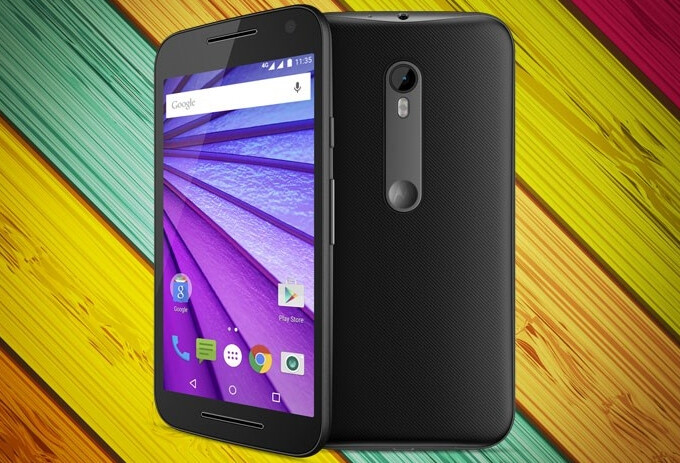 Water-resistant Motorola Moto G (2015) to be announced and launched on July 28