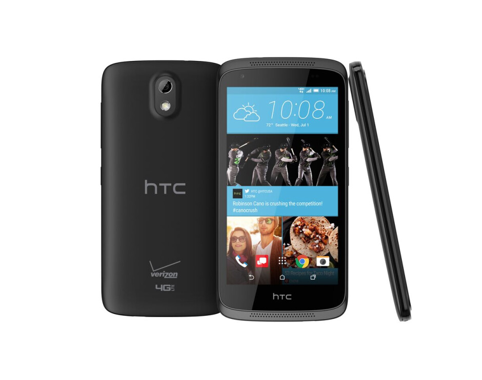 HTC refreshes affordable Desire series with four new LTE phones: HTC Desire 626, 626s, 526 and 520 go official