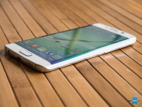 Samsung Galaxy Round, S6 edge, and Note Edge