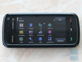 Hands-on with the Nokia 5800 XpressMusic