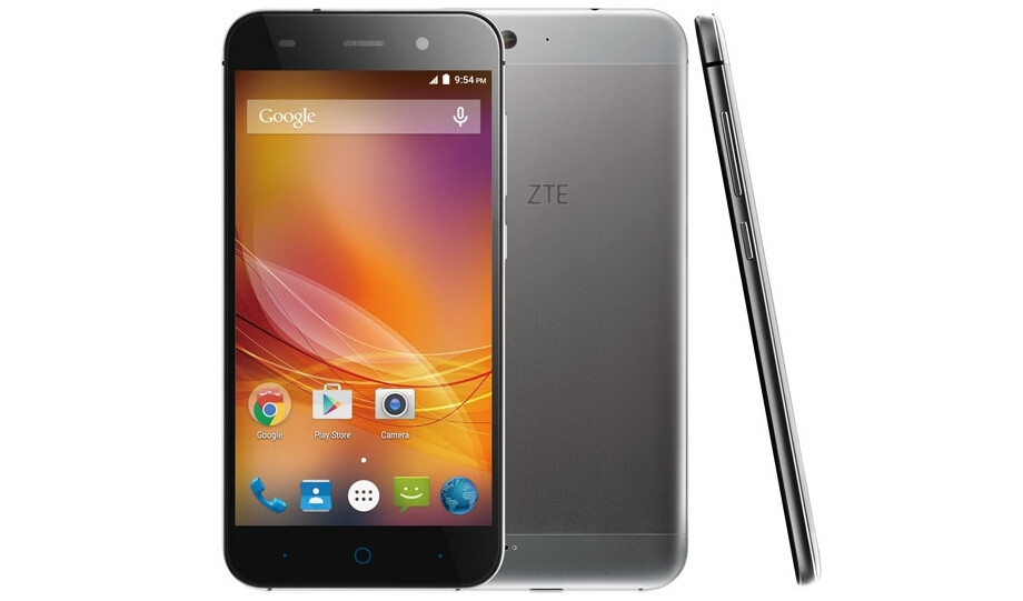 ZTE's Blade D6 is a new iPhone 6-like Android Lollipop smartphone