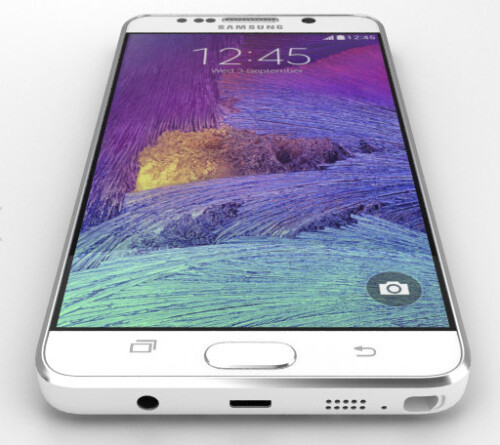 Humster3D Samsung Galaxy Note 5 renders