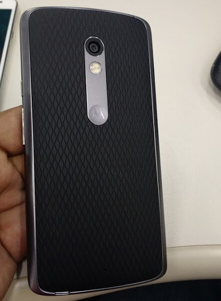 Latest image rumored to be that of the third-generation Motorola Moto X