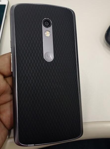 Latest image rumored to be that of the third-generation Motorola Moto X