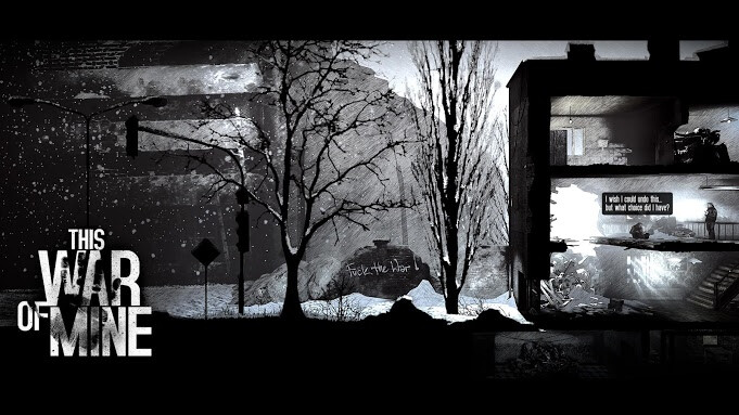 Critically acclaimed game This War of Mine hits iPad and Android tablets
