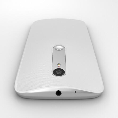 Leaked Moto G (2015) renders