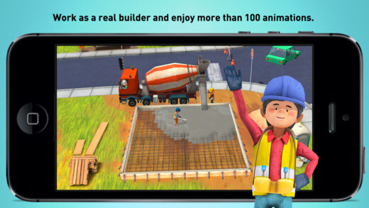 Little Builders - $0.99