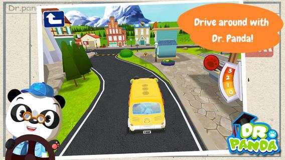 Dr. Panda's Bus Driver - $0.99