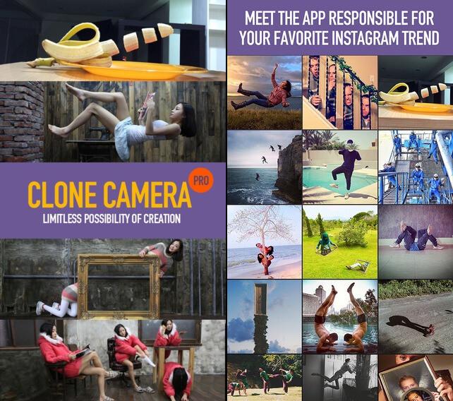 Clone Camera Pro - $0.99