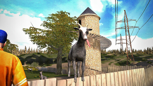 Goat Simulator - $0.99