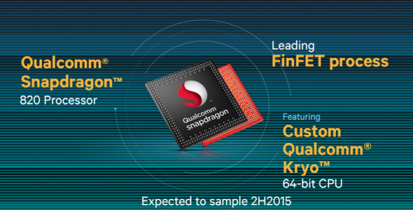 The Qualcomm Snapdragon 820: everything we know and what we expect