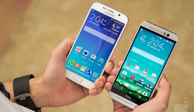 What difference does OIS make: Samsung Galaxy S6 vs HTC One M9